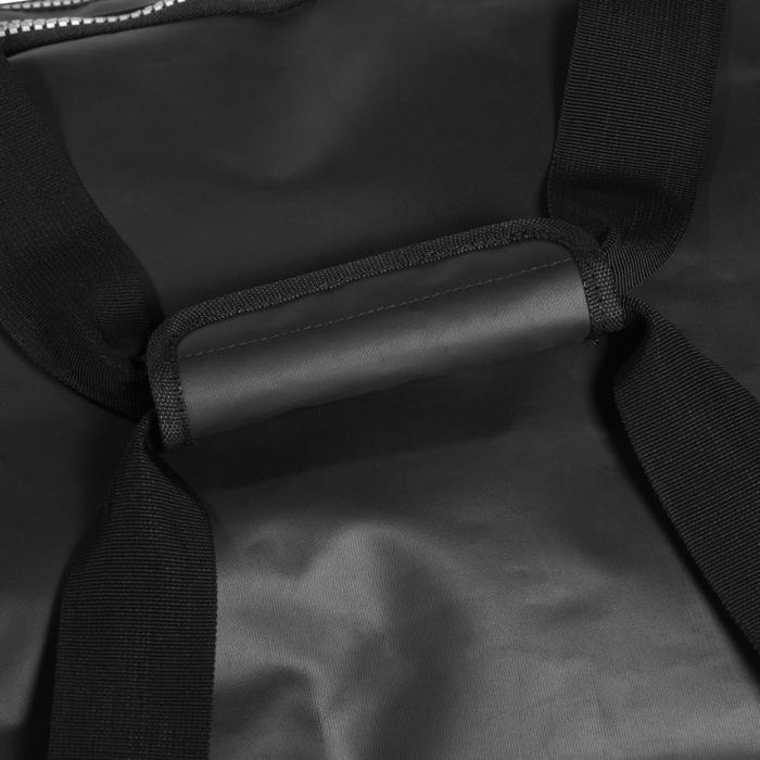 Sac de voyage de plongée sous-marine bouteille coque rigide SCD 120 L noir/bleu - 1161675