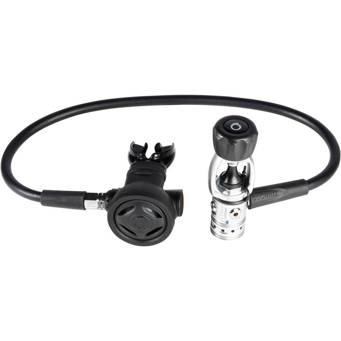 Atemregler SCD 100 INT (Bügel) SUBEA SCD 100 mit unkompensierter 1. Stufe