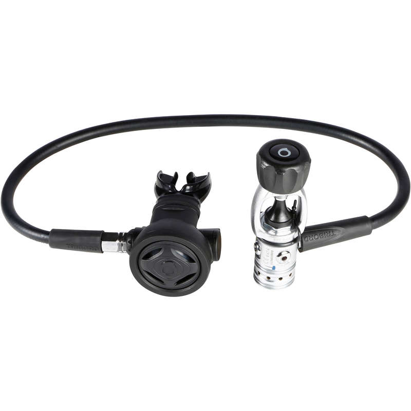 SCD GEAR & ACCESSORIES Scuba Diving - SCD 100 INT Diving Regulator SUBEA - Scuba Diving