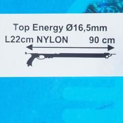 Gomas Fusil Pesca Submarina OMER Top Energy de 16,5 mm