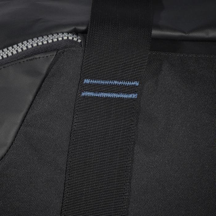 Sac de voyage de plongée bouteille coque rigide SCD 90 L noir/bleu - 1161698