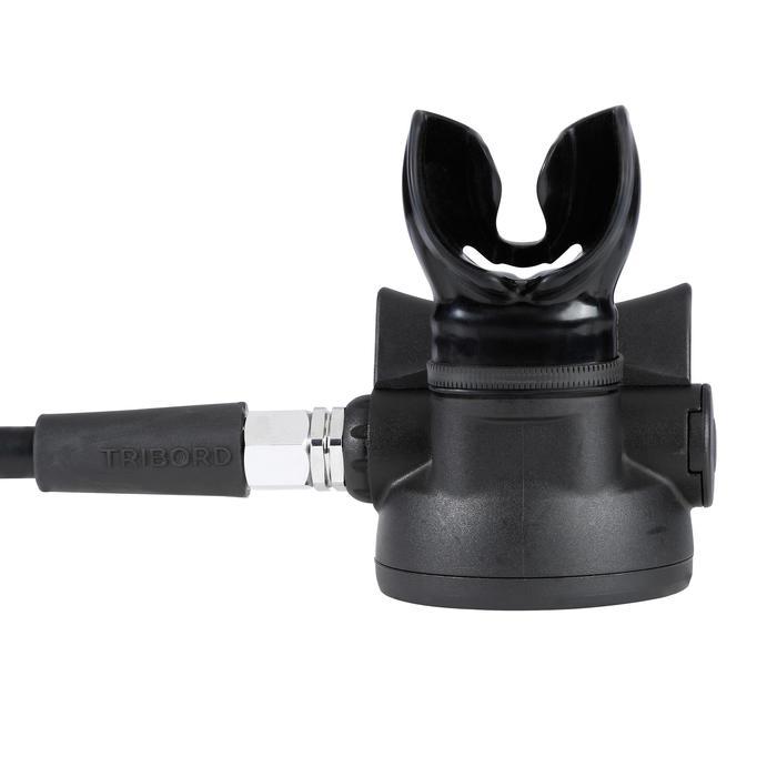 Regulador INT (estribo) com 1º patamar não compensado de Mergulho SCD 100