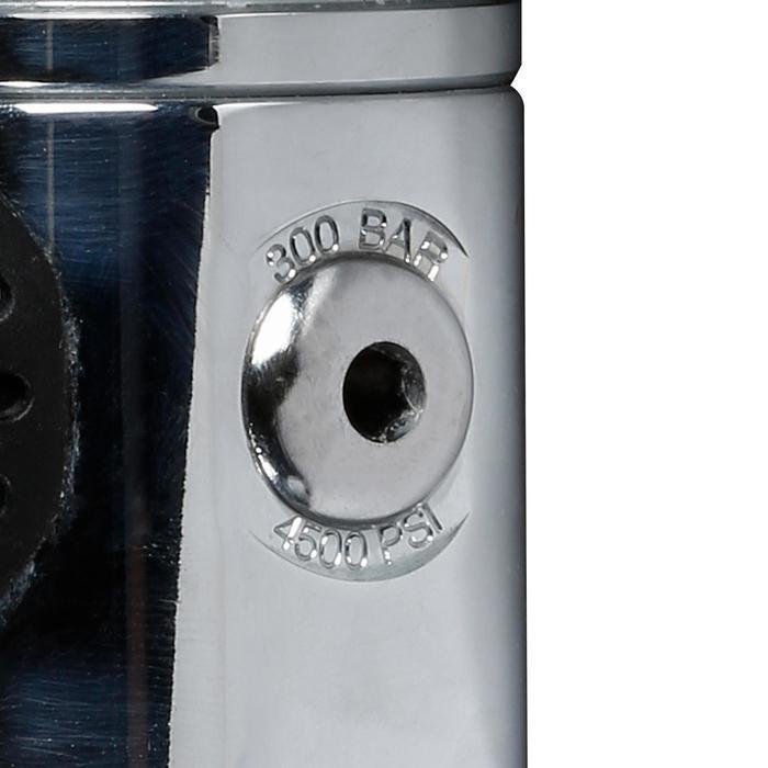 Pack détendeur de plongée avec manomètre octopus SCD 500 DIN 300 piston compensé - 1161754