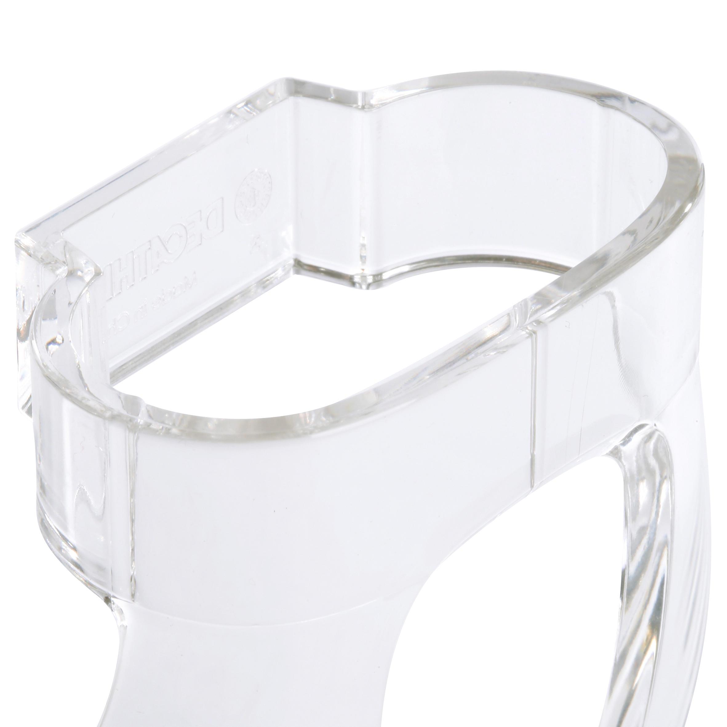 Fixation caméra pour le masque de plongée libre Easybreath transparent
