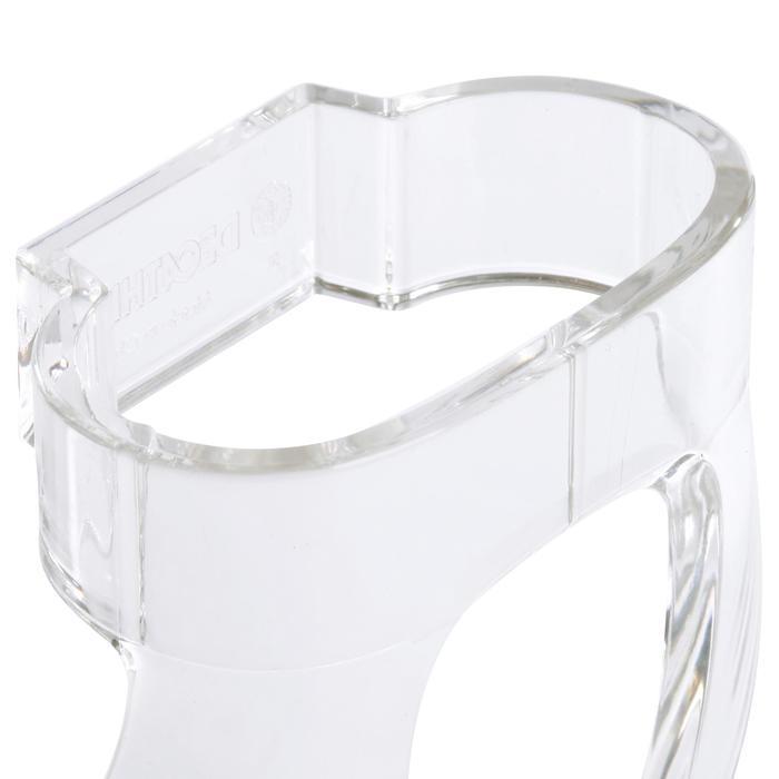 Kamerahalterung für Schnorchelmaske Easybreath transparent ohne Schraube/Mutter