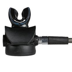 Regulador DIN com primeiro patamar de pistão compensado de Mergulho SCD 500