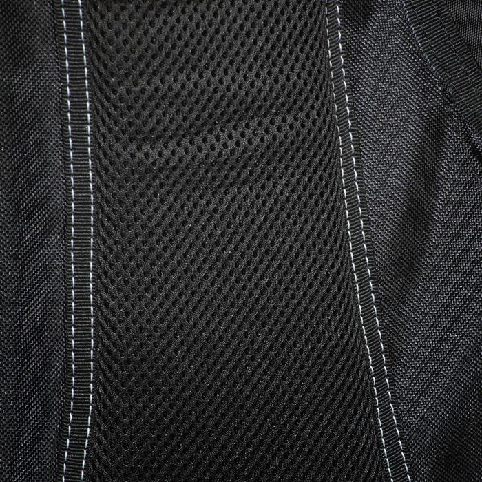 Reistrimvest Ultralight voor diepzeeduiken zwart
