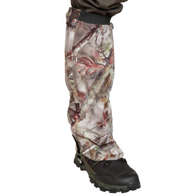 Гетри Actikam для загінного полювання - Коричневий камуфляж