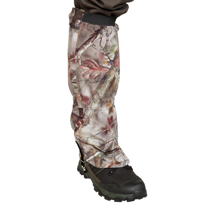 Návleky Actikam-Brown na naháňku maskovací hnědé