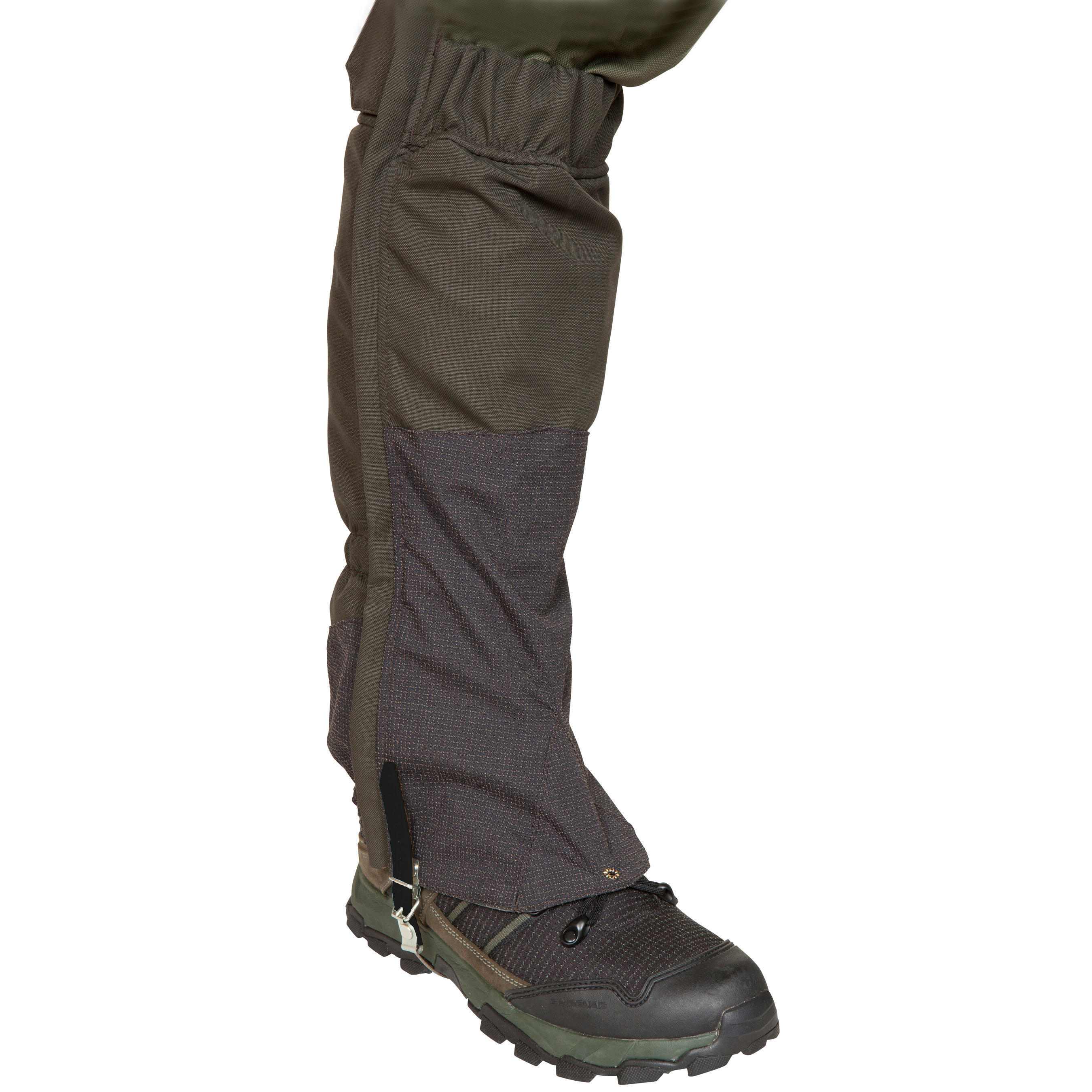 Supertrack Hunting Gaiters Green