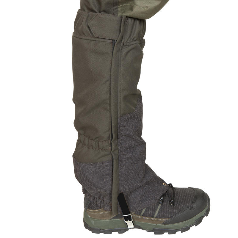 SUPERTRACK GAITERS 500 - GREEN