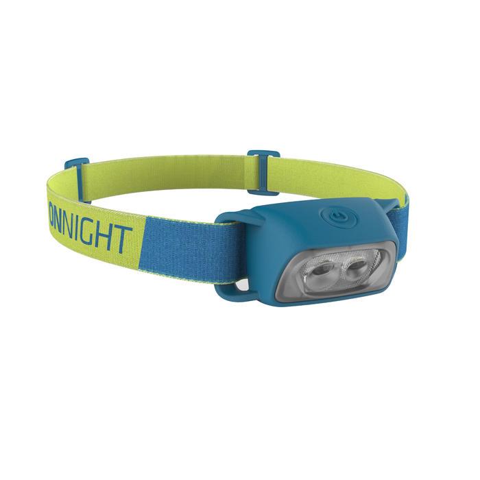 Đèn pin đội đầu dã ngoại 80 lumen ONnight 100 - Xanh dương