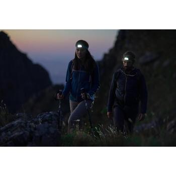 Lampe frontale Trekking ONNIGHT 100 Noire - 80 lumens - 1161856