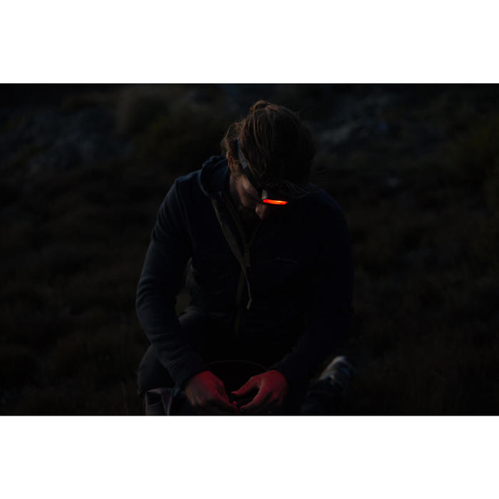 Lampe frontale Trekking ONNIGHT 100 Noire - 80 lumens - 1161858