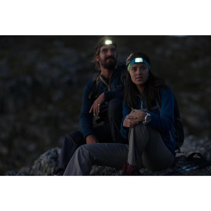 Lampe frontale Trekking ONNIGHT 100 Noire - 80 lumens - 1161862