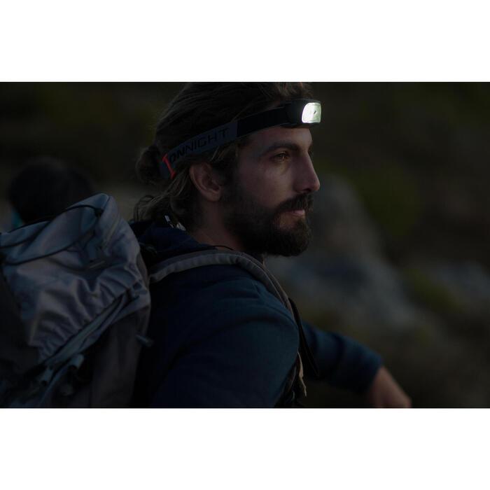 Lampe frontale Trekking ONNIGHT 100 Noire - 80 lumens - 1161864