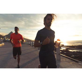 Montre chronomètre de course à pied homme W900 noire reverse - 1161870