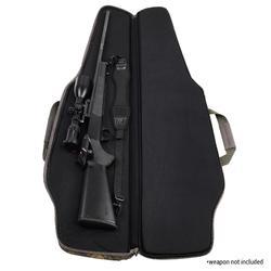 Funda Rifle Caza Solognac 500 123 Cm Espuma Doble Densidad 30 mm Camuflaje