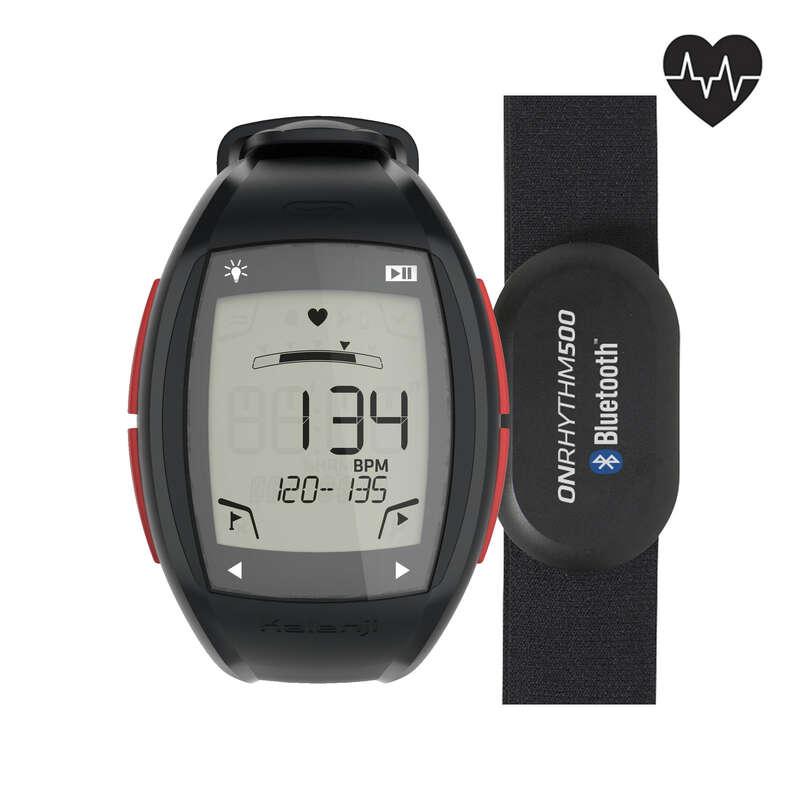 Pulzus és aktivitásmérő órák Futás - Pulzusmérő óra Onrhythm 500 KALENJI - Elektronikai kiegészítők futáshoz