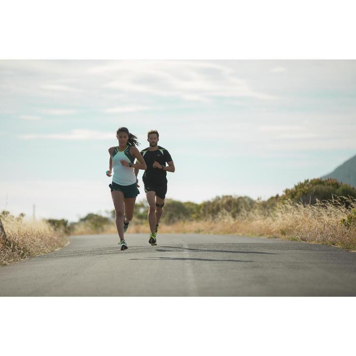 RELOJ PULSÓMETRO running ONRHYTHM 500 ROJO