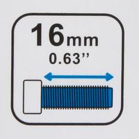 Пара крепежных винтов для фляги 16 мм