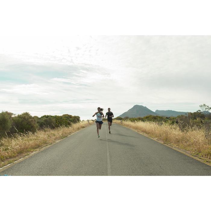 MONTRE CARDIOFRÉQUENCEMÈTRE de course à pied ONRHYTHM 500 BLEU