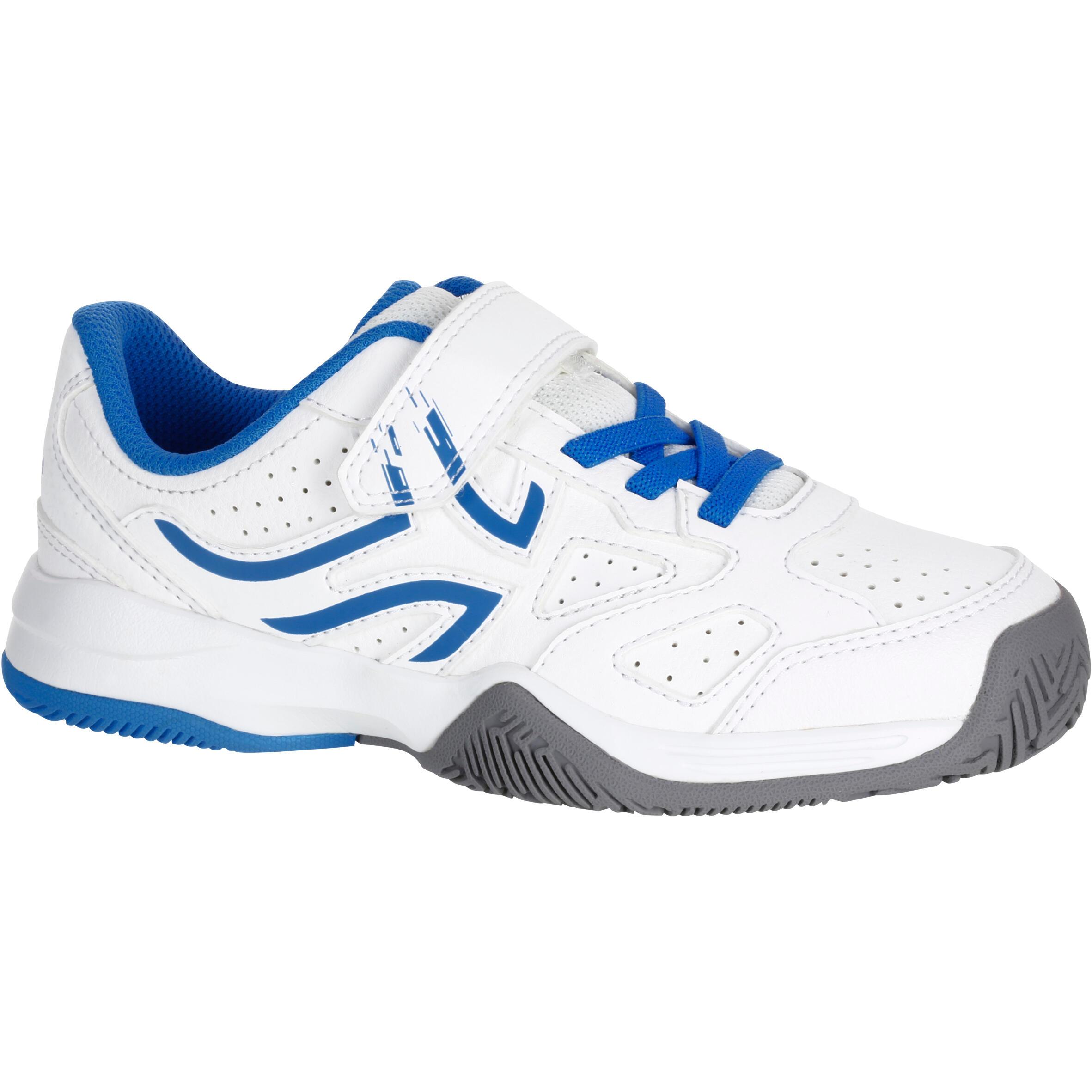 Artengo Tennisschoenen voor kinderen Artengo TS530 wit blauw