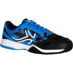 Tennisschoenen voor kinderen Artengo TS560 blauw/zwart