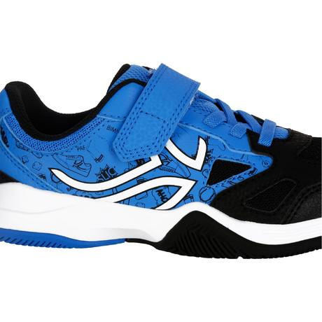 ts860 tennis shoes blue black artengo
