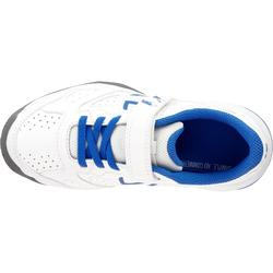 Tennisschoenen voor kinderen Artengo TS530 wit/blauw