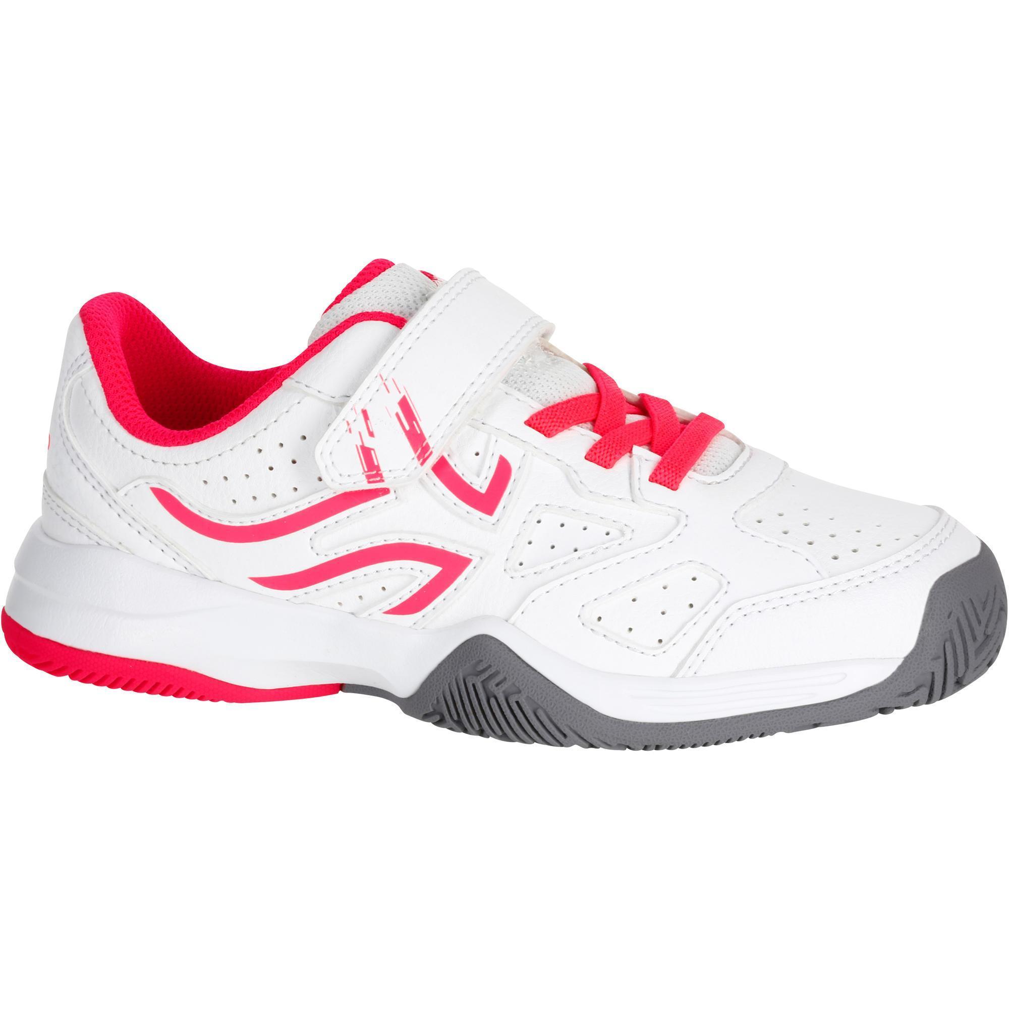 Artengo Tennisschoenen kinderen Artengo TS530 wit/roze