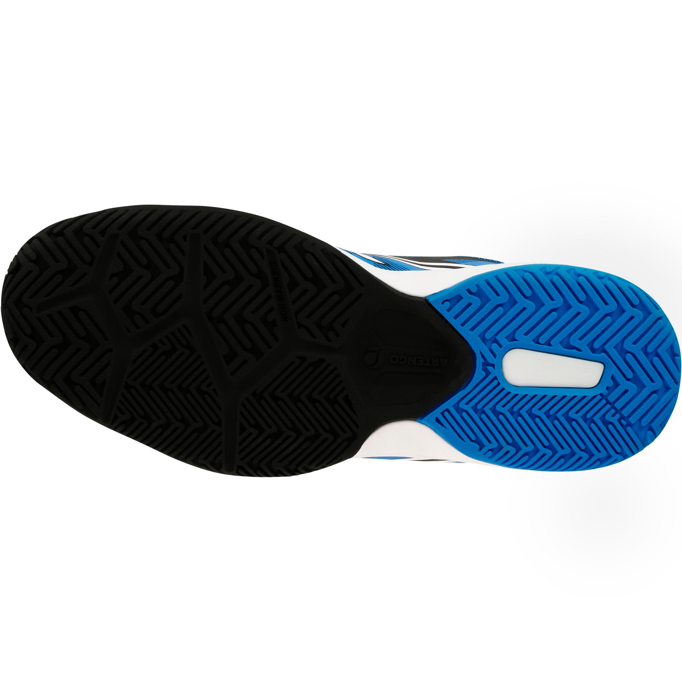 TS560 Kids' Tennis Shoes - Blue/Black