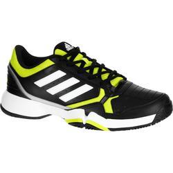 Tennisschoenen voor heren Fastcourt 2 zwart/geel