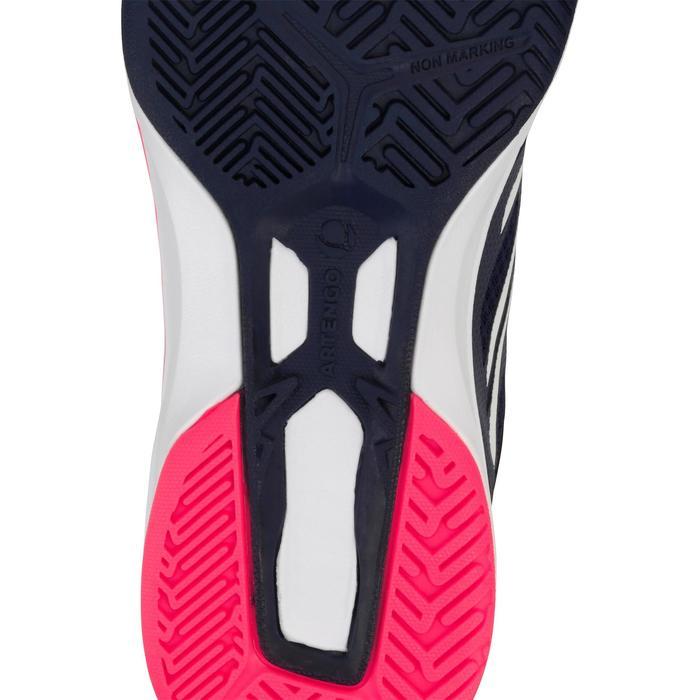 Tennisschuhe TS 560 Damen marineblau
