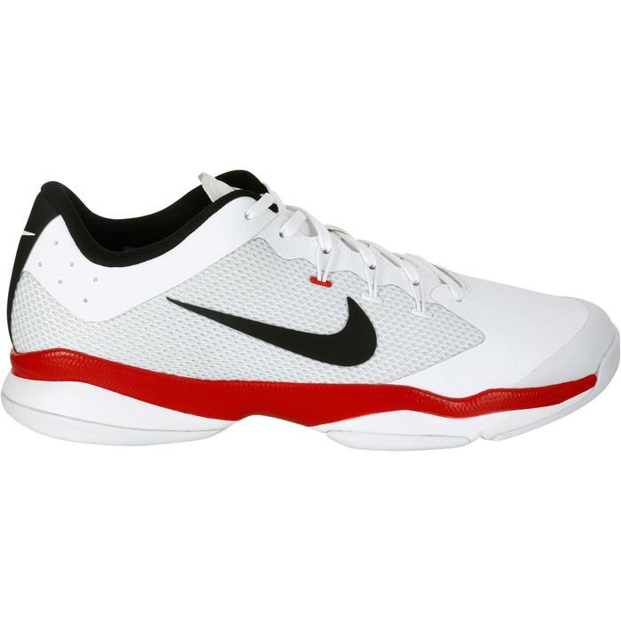 Heren tennisschoenen Air Zoom Ultra voor tapijt wit