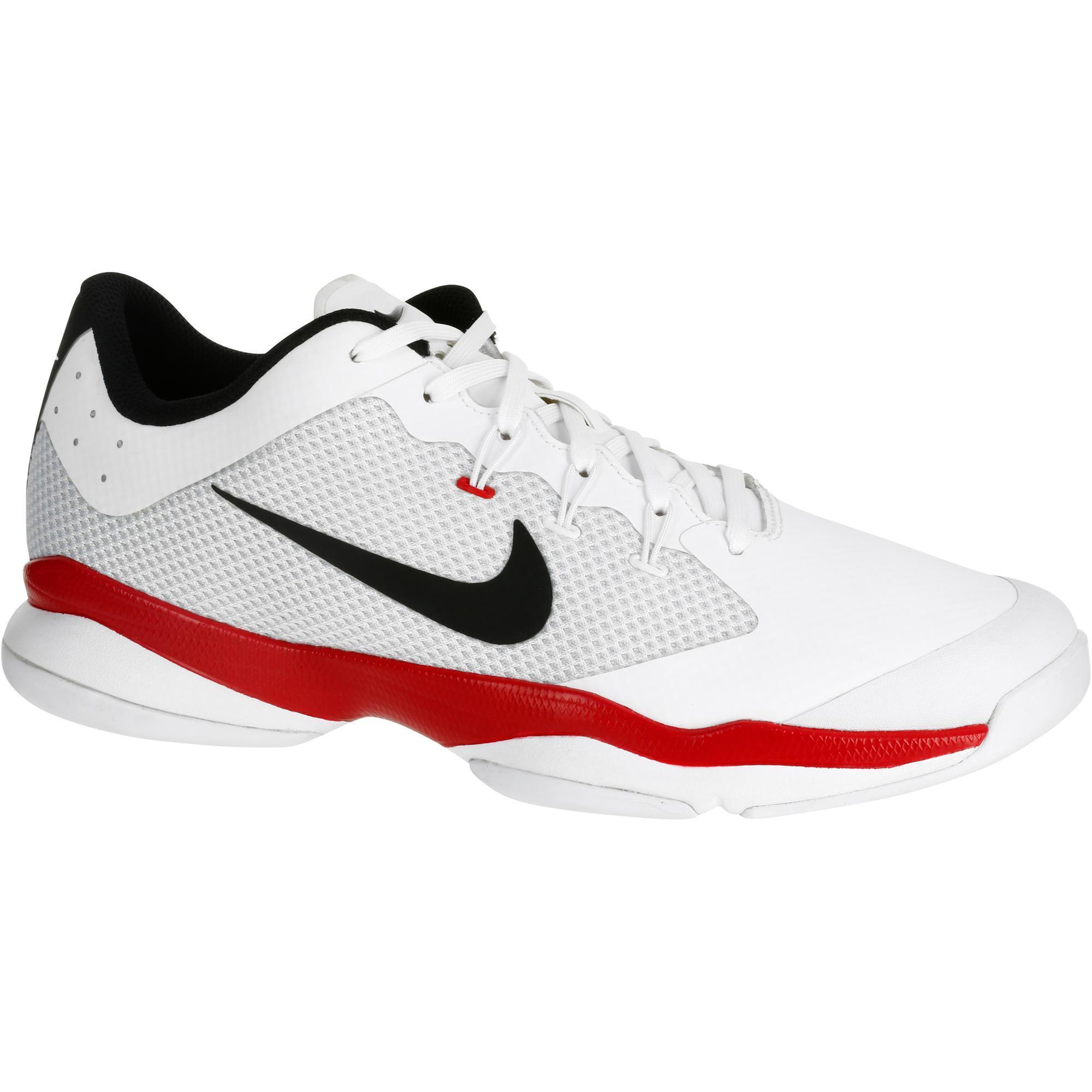 Nike Heren tennisschoenen Air Zoom Ultra voor tapijt wit