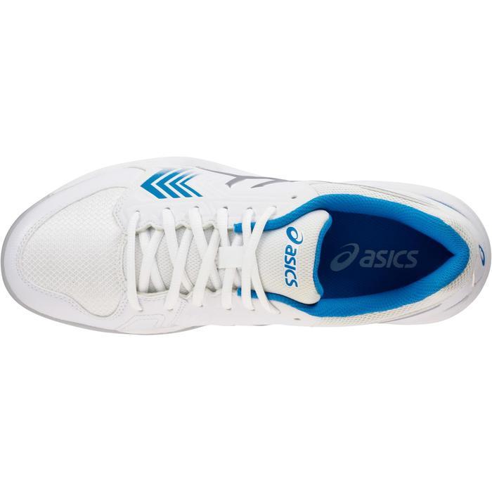 Heren tennisschoenen Gel Dedicate voor tapijt wit