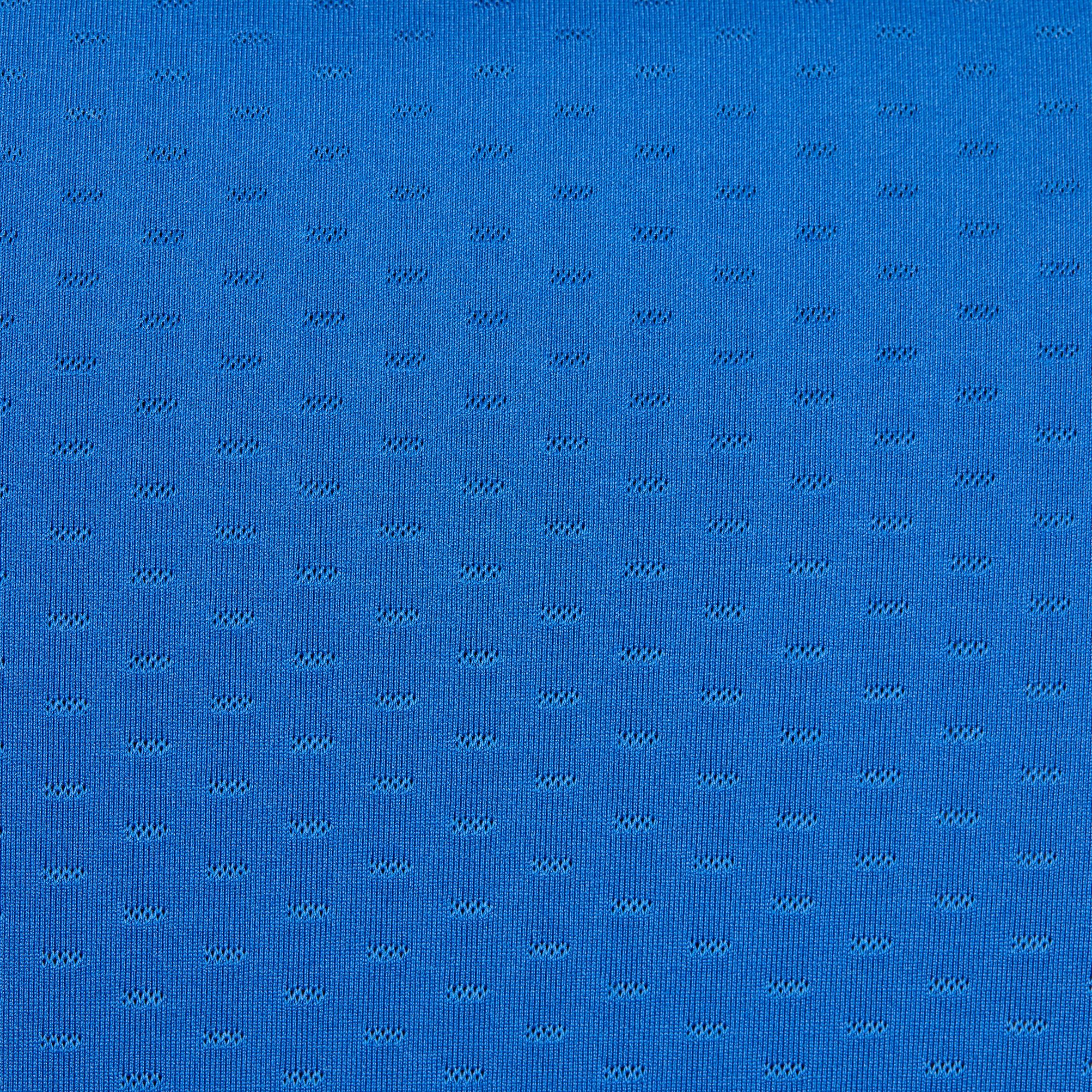 MEN'S BADMINTON T-SHIRT 860 - LIGHT BLUE