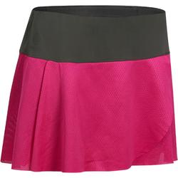 Tennisrokje Light 900 roze-kaki