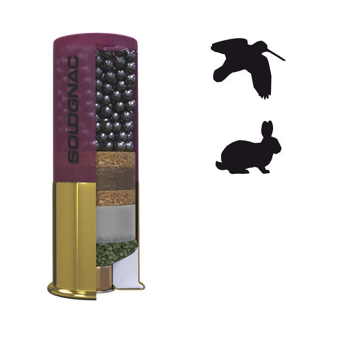 CARTOUCHE M900 36g IMPACT CALIBRE 12/70 PLOMB N°9 X25