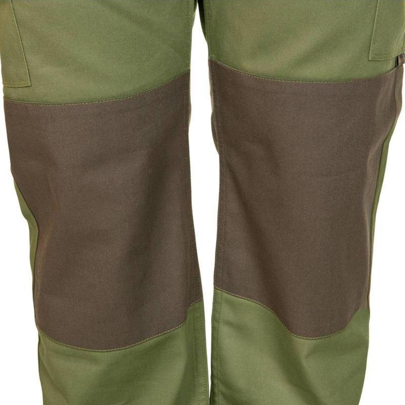 กางเกงขายาวสองสีสำหรับส่องสัตว์รุ่น Steppe 300