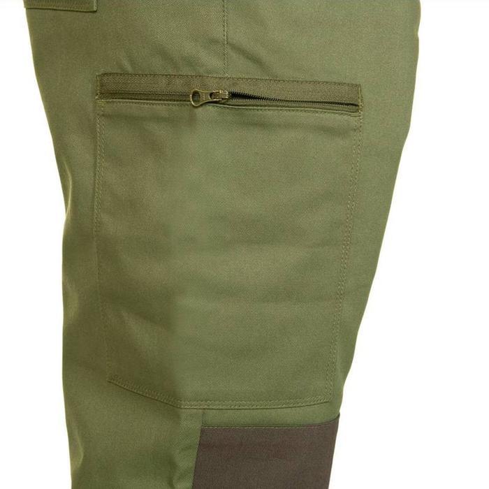 Pantalon chasse Steppe 300 bicolore - 1162431