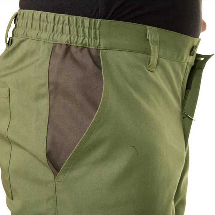Pantalon chasse Steppe 300 bicolore - 1162432