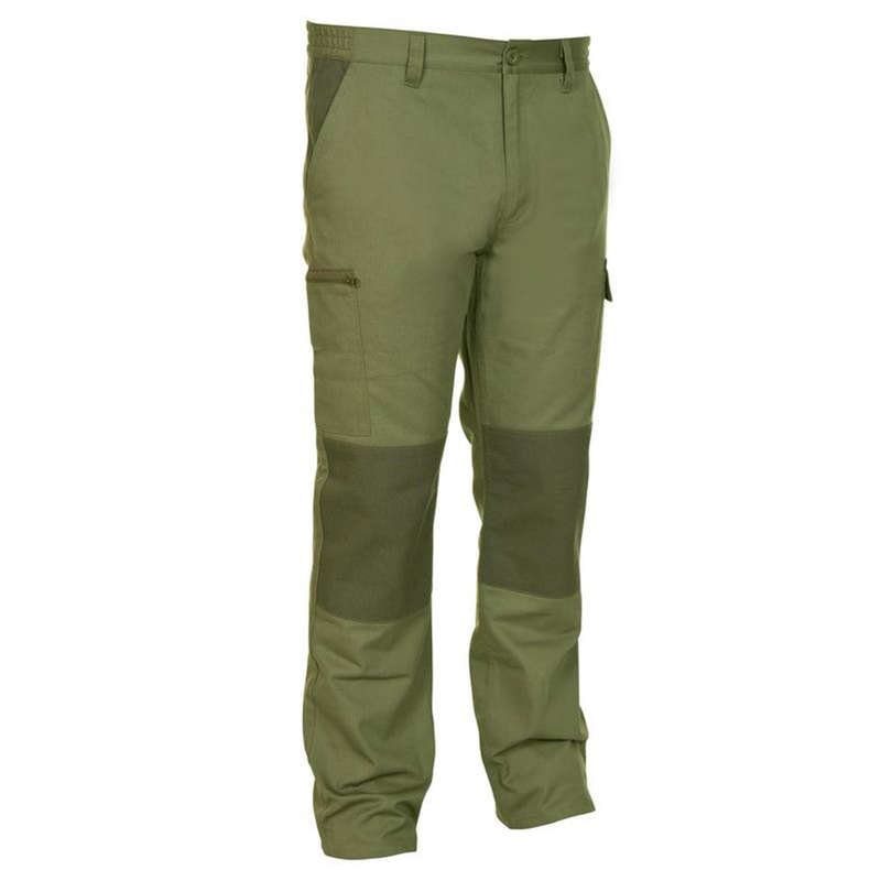 TROUSERS/SHIRTS Shooting and Hunting - Trousers Steppe 300 two-tone SOLOGNAC - Hunting and Shooting Clothing
