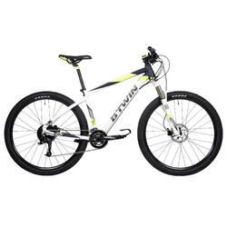 """Rockrider 560 27.5"""" Mountain Bike - White"""