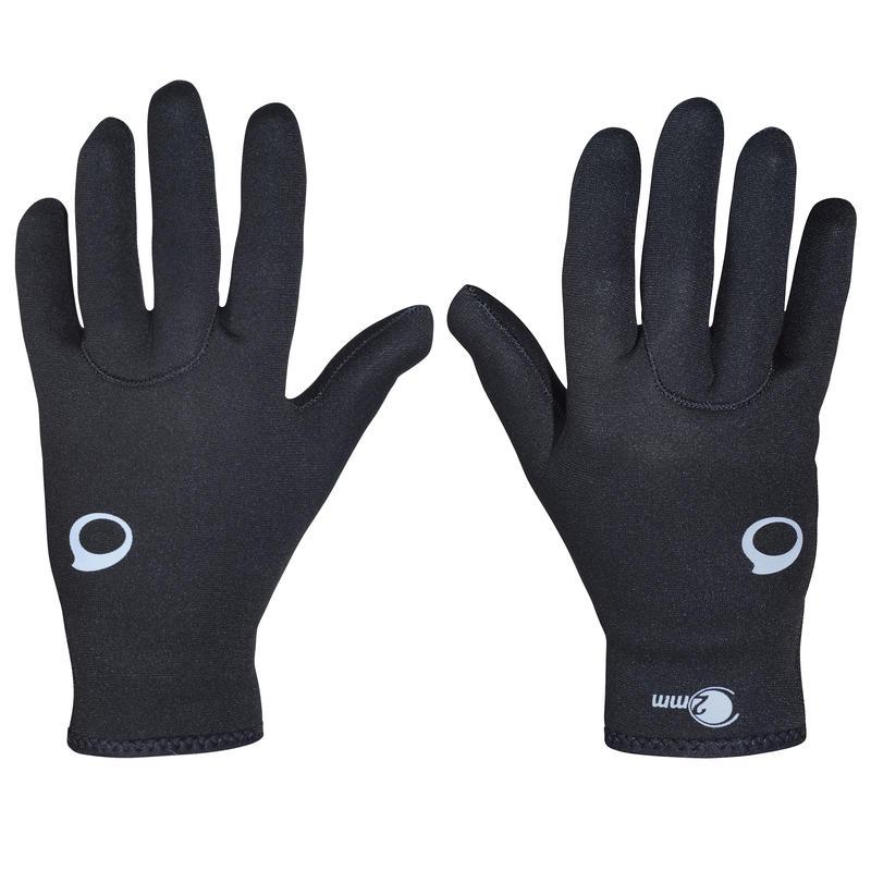 Diving Gloves 2MM - Black