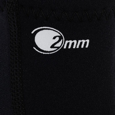 SCD 2 mm neoprene scuba diving socks