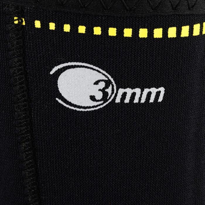 SCD 100 3 mm neoprene scuba diving booties