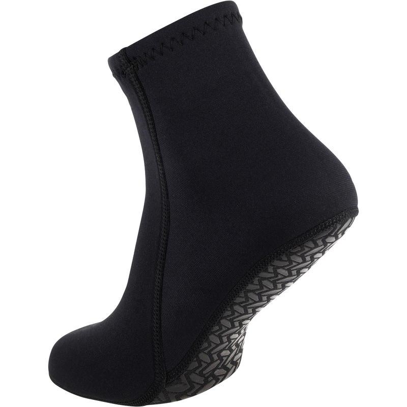 Zapatos de buceo SCD100 2 mm
