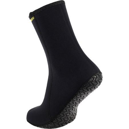 Neoprene SCD diving boots 100 3 mm